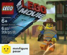 Lego The Lego Movie 5002204 - Western Emmet Polybag - New & SEALED