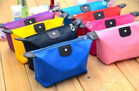 Travel Small Cosmetic bag Cosmetic Case Makeup bag Toiletry Organizer