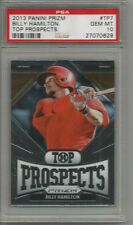 2013 Panini Prizm Billy Hamilton Top Prospects PSA 10