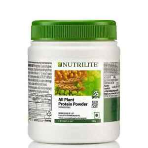 Amway Nutrilite All Plant Protein Powder 200gm with Long Expiry + Sealed Packing