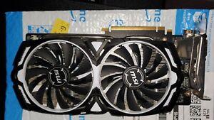 Msi Nvidia Geoforce GTX 1660 6Gb OC
