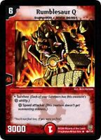 Duel Master Badlands Lizard 74//110,Stomp-a-Trons of Invincible Wrath