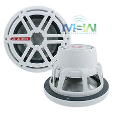 """NEW JL AUDIO® M10W5-SG-WH 10"""" MARINE BOAT SUBWOOFER SUB WOOFER SPORT GRILL WHITE"""