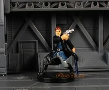 WOTC Star Wars Miniature Minis Universe Rebel Jax Pavan Figure K421