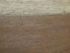 """Shedua Wood Sample (1/2"""" x 3"""" x 6"""") for Collection, Crafts, Intarsia, Knives"""