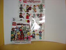 LEGO 8827 MINIFIGURINE N°4 STATUE LA LIBERTE SACHET NEUF JAMAIS OUVERT NEW