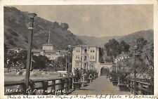 Real Photo Postcard Hotel St. Catherine in Catalina Island, California~109859