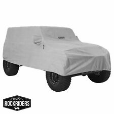 Full Gray Cover for 2018-2020 Jeep Wrangler Unlimited JL S/B845
