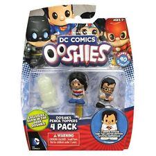 DC Comics ooshies matita Toppers Confezione da 4, W. WOMAN/TITANIO Clark Kent/GRN FRECCIA
