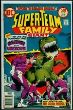 DC Comics SUPER-TEAM Family Giant #8 Challengers Of The Unknown FN/VFN 7.0