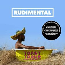 Rudimental Toast to Our Differences (CD) New Sealed