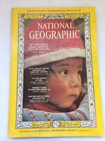 **Vintage National Geographic - Volume 125 No 2 - Feb 1964 - Good Cond.