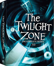 Twilight Zone: The Complete Series Blu-ray