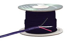 250 Feet 14 Gauge In-Wall/In-Room PURPLE Speaker Cable. 14/2 Wire. 99.99% Copper