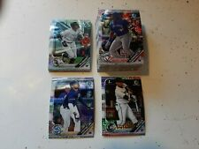 2019 BOWMAN CHROME PROSPECTS 1-150 MOJO REFRACTOR COMPLETE YOUR SET. PICK 1 CARD