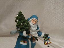 Pipka Reflections of Christmas - Joy Of Skating Santa - 11214 Nib