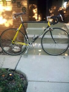 Vintage 1985 Nishiki Tri-A 12-Speed Road Bike, Tange 1 tubing, Shimano 600, OBO.