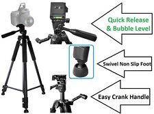 "60"" SUPER TRIPOD FOR SONY HDR-CX100 HDR-XR200V HDR-XR100"