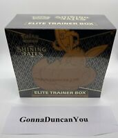 *IN HAND!* Shining Fates Eevee Elite Trainer Box ETB Pokemon TCG *NEW SEALED!*