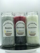 3 Candles - Destruction Package – Bomba, Reversal and Protection Candle