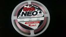 Momoi Hi-Catch NEO Pink 130lb  Flurocarbon Leader fluro carbon made in japan