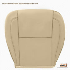 Fits 1998 - 2005 Lexus GS300 GS400 GS430 Driver Bottom Leather Seat Cover Ivory