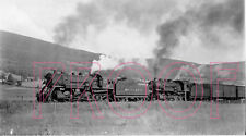 Rutland Railroad Engines 27 & 21 near Petersburg NY in 1939 - 8x10 Photo