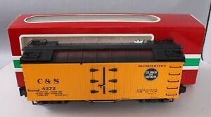 LGB 42720 Colorado & Southern Box Car LN/Box