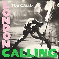 THE Clash-LONDON CALLING-NUOVO VINILE LP