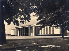 BERLIN Deutschland-Halle * Großes Vintage Foto vom Olympia-Jahr 1936