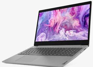 "Lenovo IdeaPad 3 15.6"" FHD Intel i5-1035G1, 8GB, 512GB SSD, Win10 GREY Laptop"