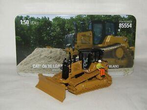 Diecast Masters ~ Caterpillar CAT D6 XE LGP VPAT Bulldozer (High Line) HEX 85554