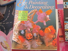 Egg Painting & Decorating 305 Fantastic Fun Patterns for the Whole Family book