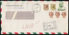 Mayfairstamps Italy 1980 Coin Combo Reg Bologna Cover wwm_73533