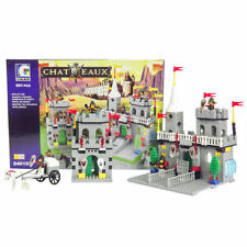 8-11 Years Castle Building Toys