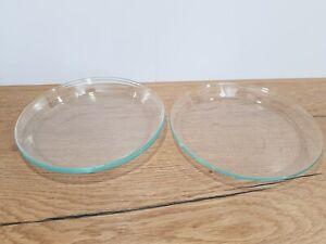 Glasteller Glasschalen 3 stk 18 cm