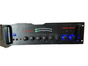 Used stereo 4 channel Radio Shack Amplifier
