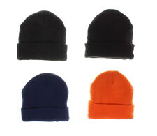 Tek Gear WarmTek Men's Knit Beanie Watch Hat Thinsulate Lined - Pick your color