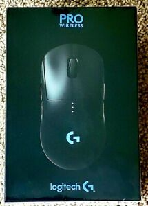 Logitech G PRO Wireless Optical Gaming Mouse w/ RGB Lighting *NEW*