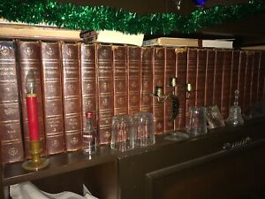 Encyclopedia Britannica full set vintage antique era 60s in good condition