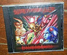 Sick Lust For Revenge by Bound in Human Flesh (CD, 2005)