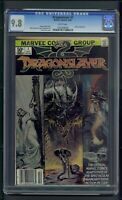 Dragonslayer #1 (1981) CGC Graded 9.8 ~ Movie Adaptation ~ Earl Norem Cover