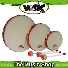 "New Remo Rhythm Club 6"" Pre-Tuned Hand Drum w Renaissance Drum Head - RH-0106-00"
