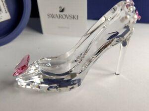 Swarovski Schuh mit Schmetterling Shoe with Butterfly 5493714 Neu für 2020 MIB