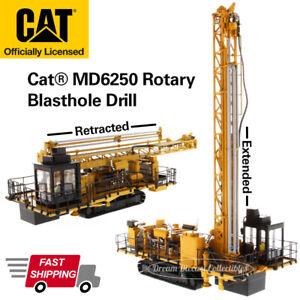 CAT CATERPILLAR MD6250 ROTARY BLASTHOLE DRILL 1/50 DIECAST MASTERS 85581