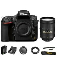 Nikon D810 DSLR Camera Body + AF-S NIKKOR 28-300mm f/3.5-5.6G ED VR Lens