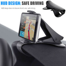 Universal Car Holder Dashboard Mount Bracket For Mobile Phone iPhone Samsung GPS