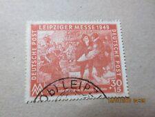 SBZ spezial 1949 seltener Plattenfehler MiNr 230 I gestempelt 320,- € Prüfgarant