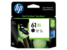 HP 61XL Black Ink Cartridge CH563WA