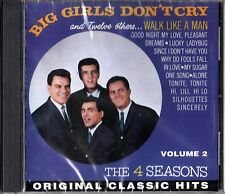 Four Seasons 'BIG GIRLS DON'T CRY AND TWELVE OTHERS...' CD New/Sealed - US Curb